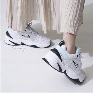 NWT Nike M2K platinum sneakers